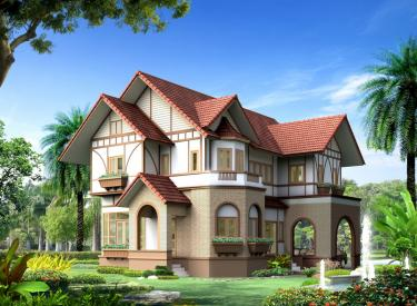 Design Homeplan : Tudor 201