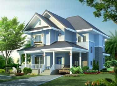 Design Homeplan : Country 202