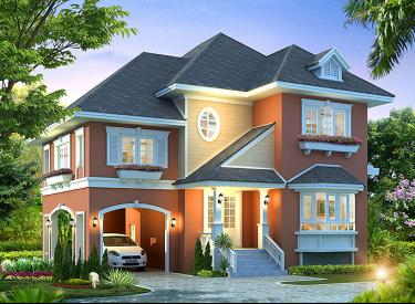 Design Homeplan : Country 203