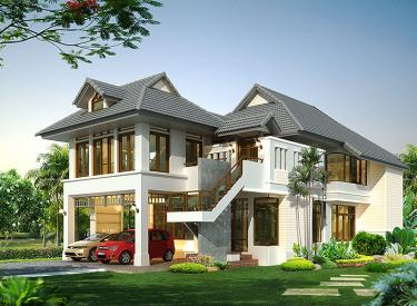 Design Homeplan : Tropical 303