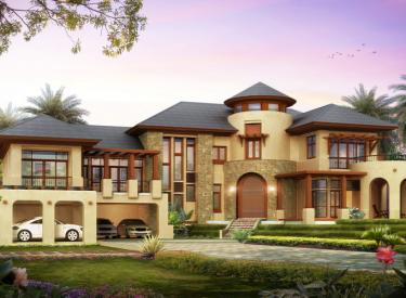Design Homeplan : Spanish 701