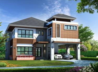 Design Homeplan : Contemporary 206