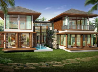 Design Homeplan : Tropical Modern 402