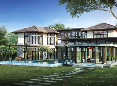 Design Homeplan : Tropical Modern 501