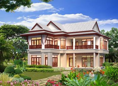 Design Homeplan : Thai Resort 201