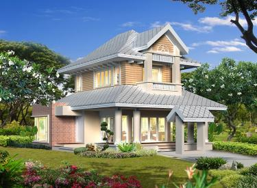 Design Homeplan : Tropical 101
