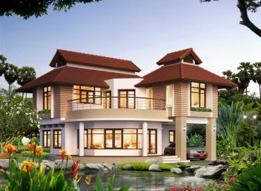 Design Homeplan : Tropical 102