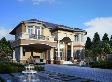Design Homeplan : Contemporary 304