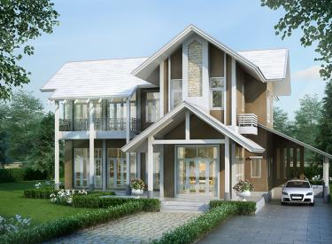 Design Homeplan : Contemporary 303